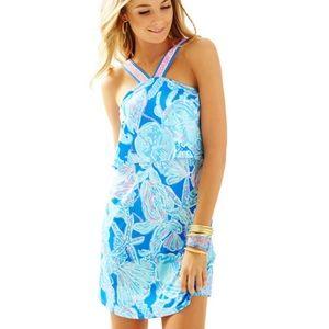 Lily Pulitzer Shay Overlay Dress